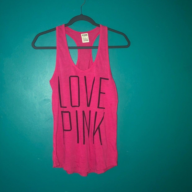 VS Pink Tank Top