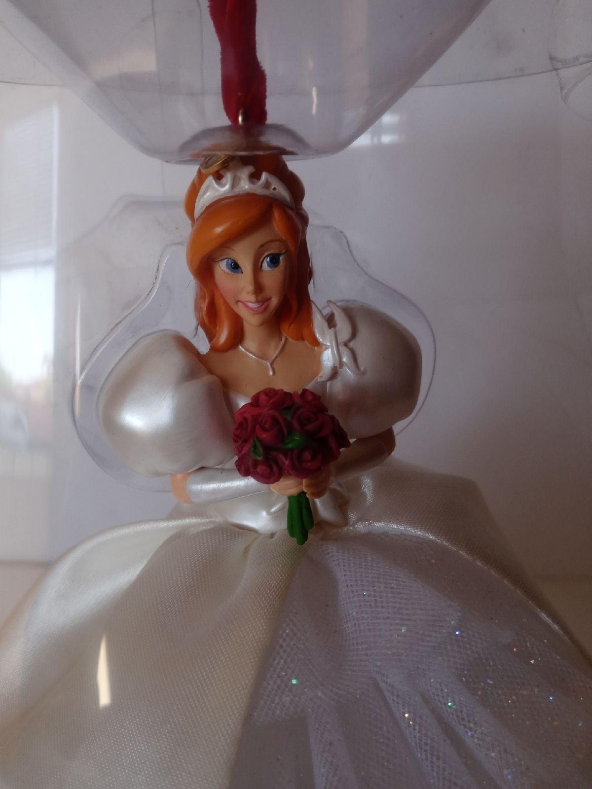 Disney Enchanted ornament new