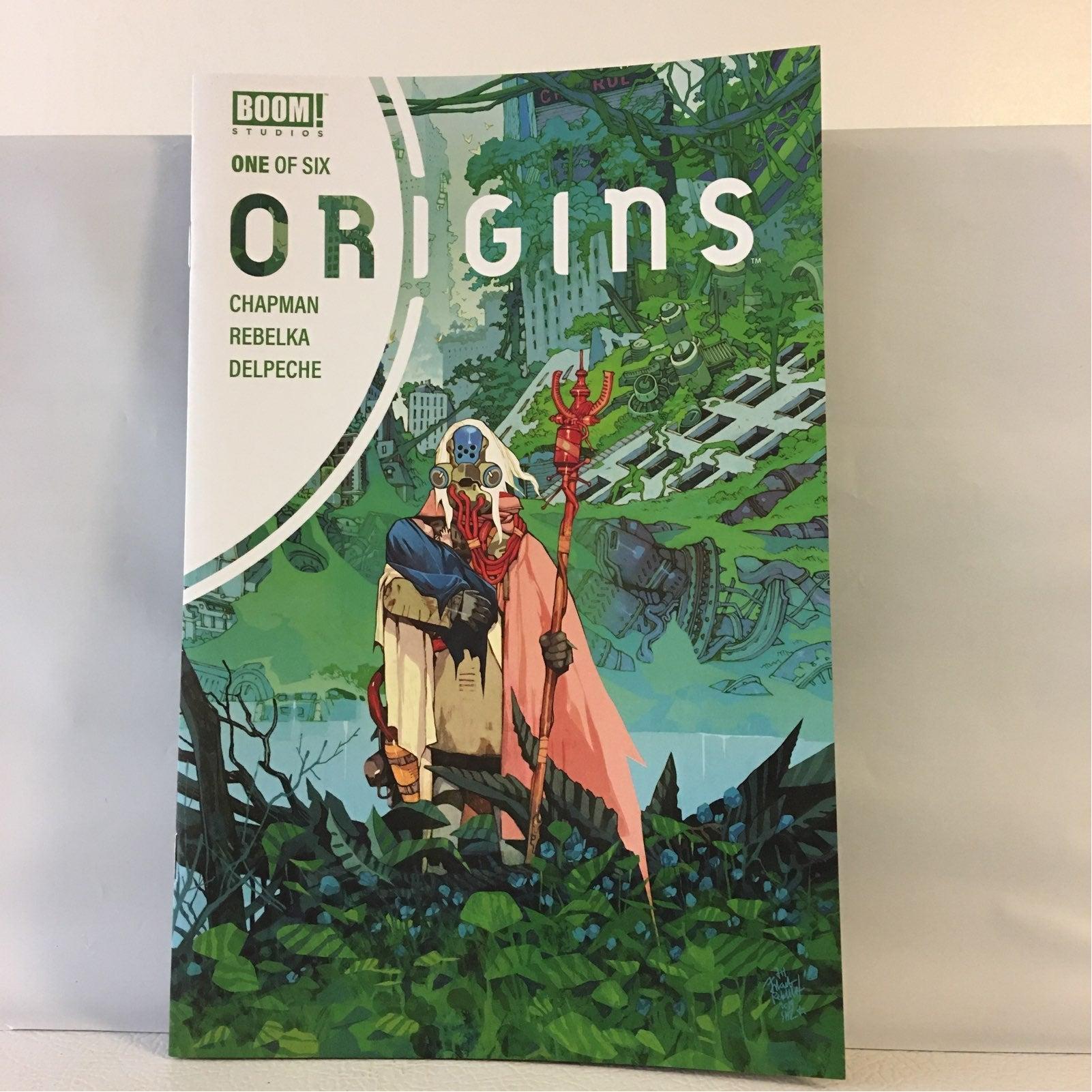 Origins #1 - Boom! Studios