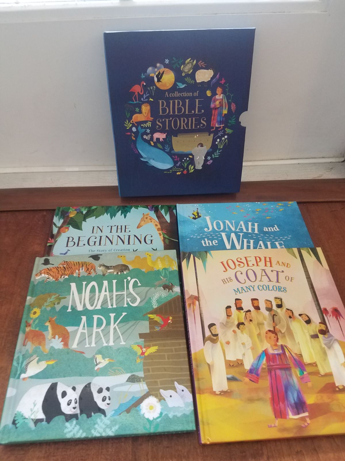 A Collection of Bible Stories