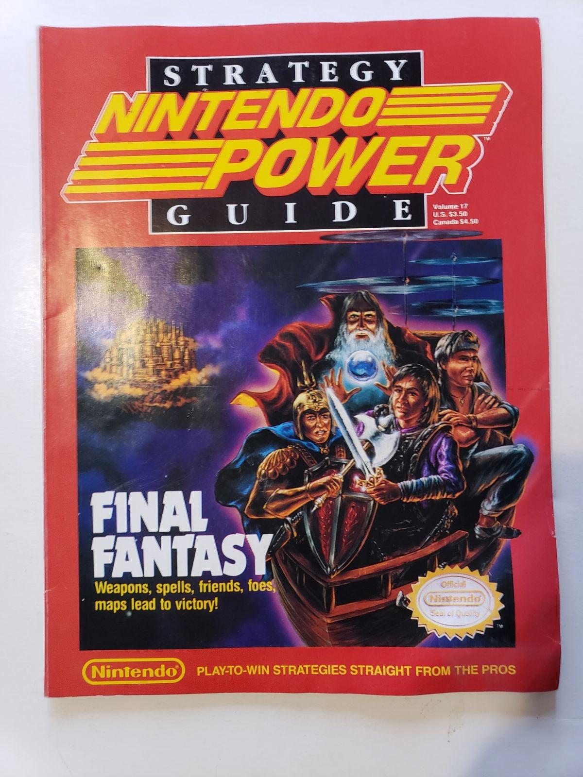 Nintendo Power Player's Strategy Guide V