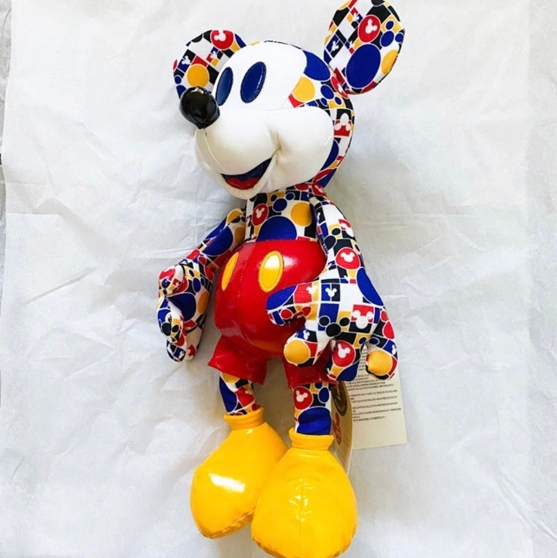 Disney Mickey Mouse Memories March Plush