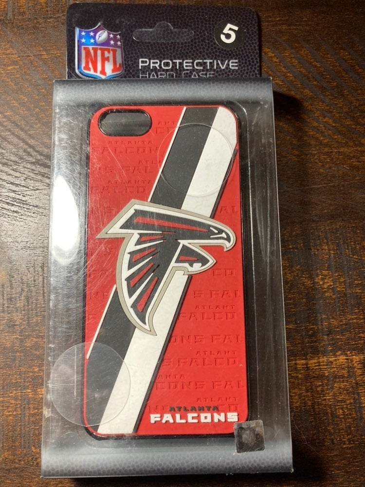 iPhone 5/5s/SE Atlanta Falcons Phone Cas