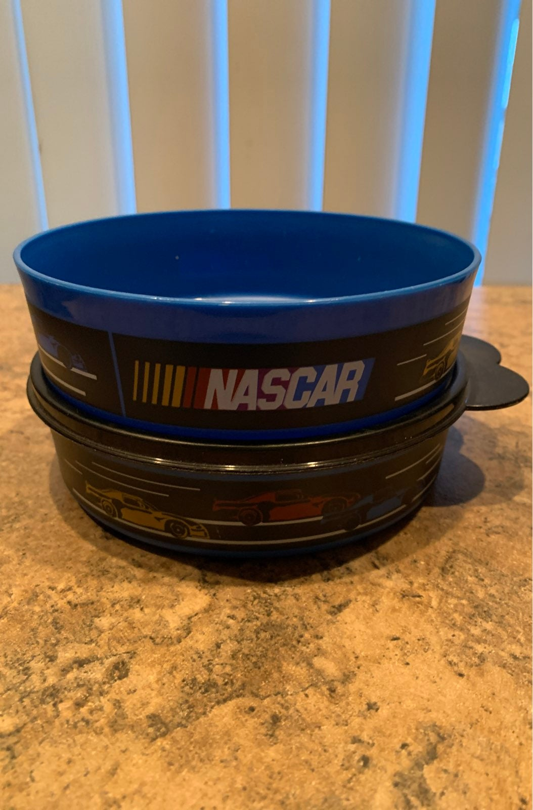 Tupperware Nascar Containers