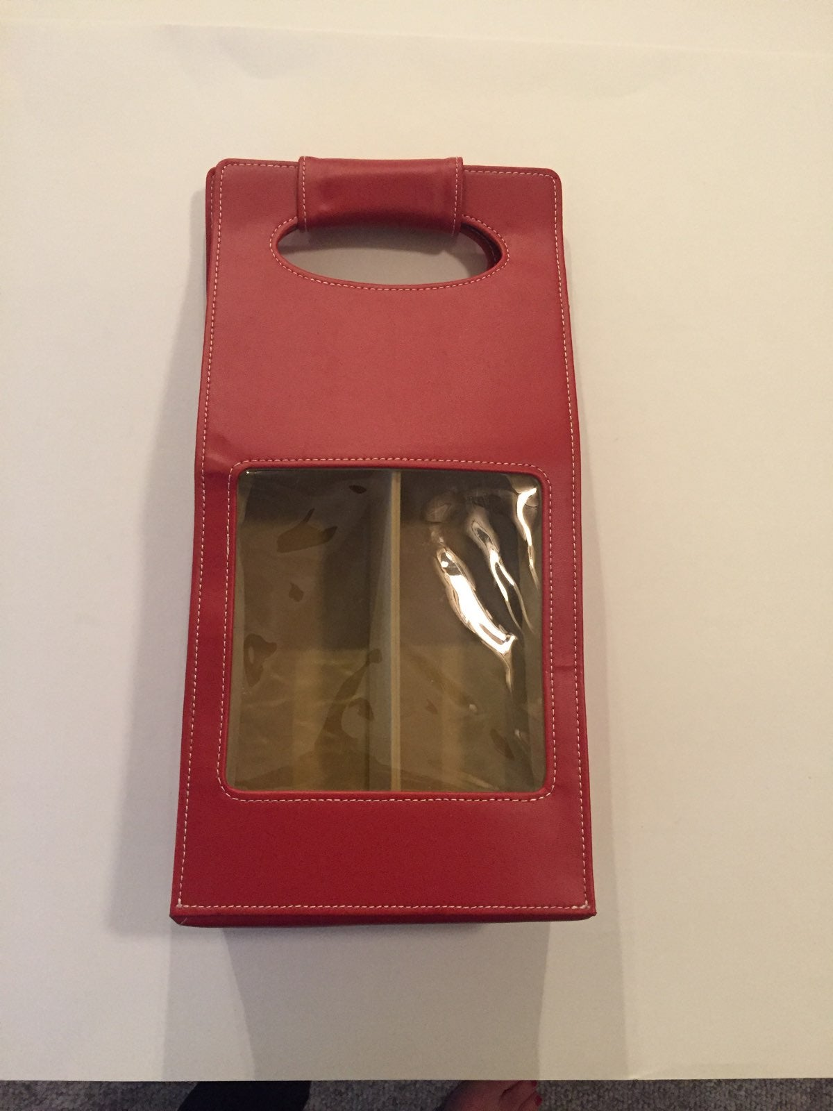 Legacy Picnic Time Wine Bottle Carrier
