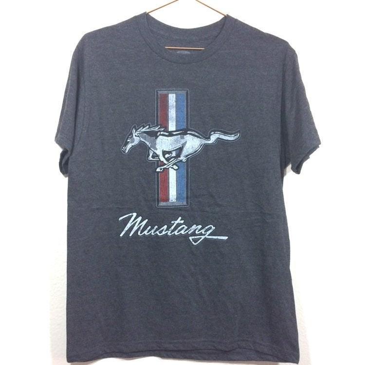 Official Ford Mustang Shirt Classic Logo