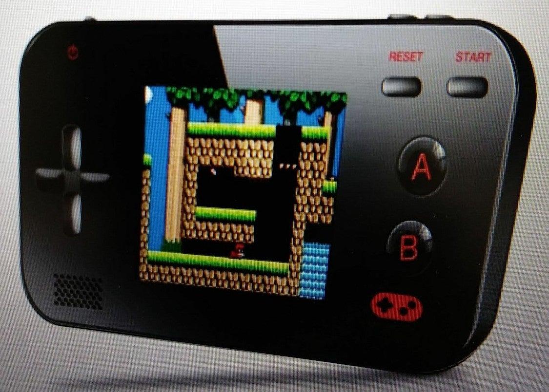 Portable 220 Retro Video Gaming System