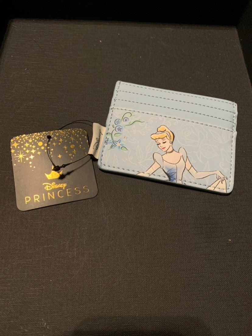 Loungefly  Cinderella Card Holder
