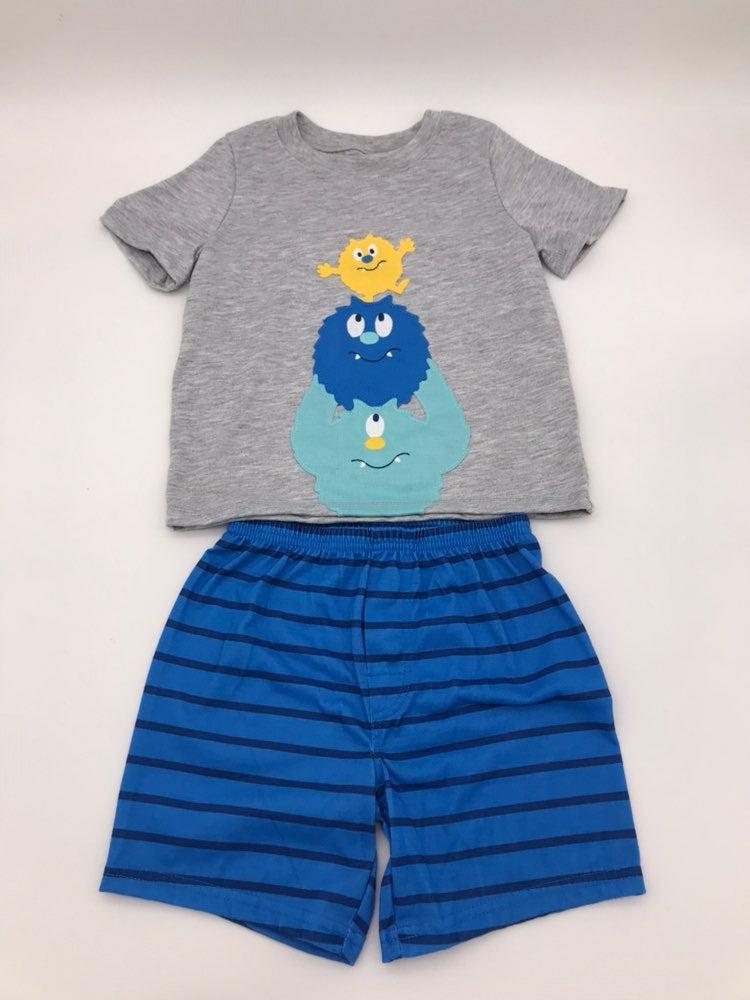Carter's 3 piece Pajamas