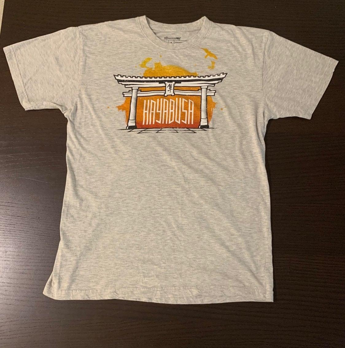 Gray Hayabusa Shirt