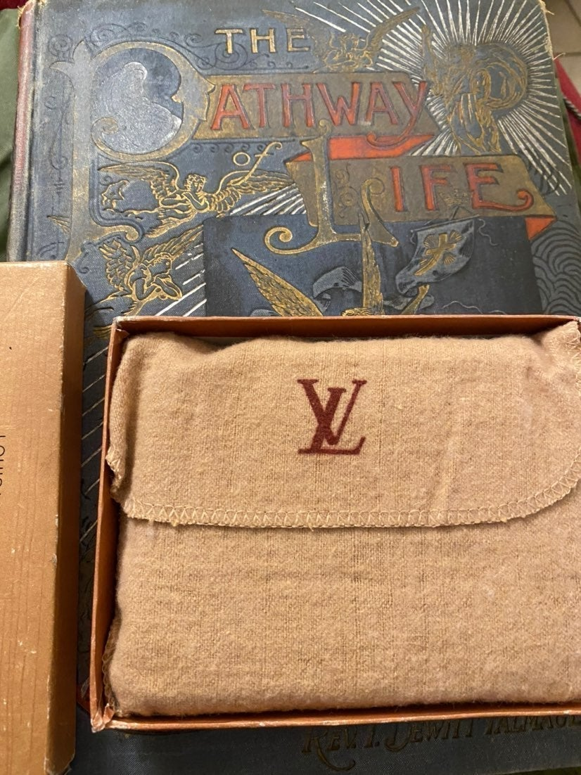 Louis Vuitton Made in France Wallet