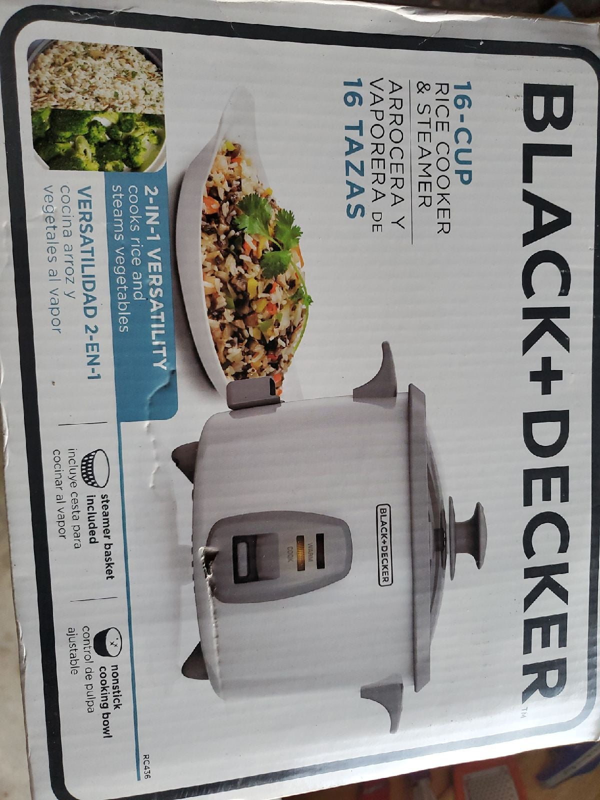 rice cooker 16 cup