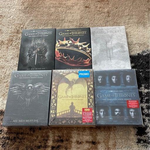 Game of Thrones- Seasons 1-6 on DVD