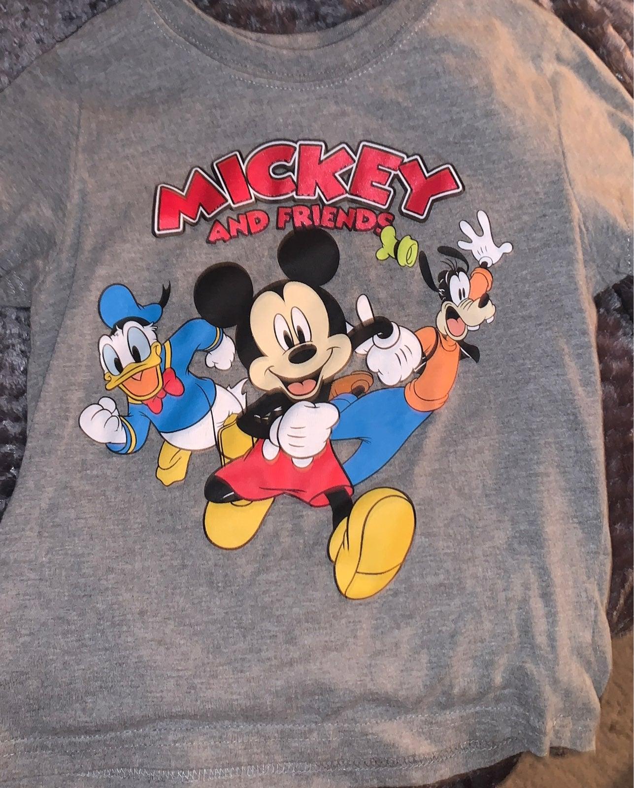 Micky tshirt kids