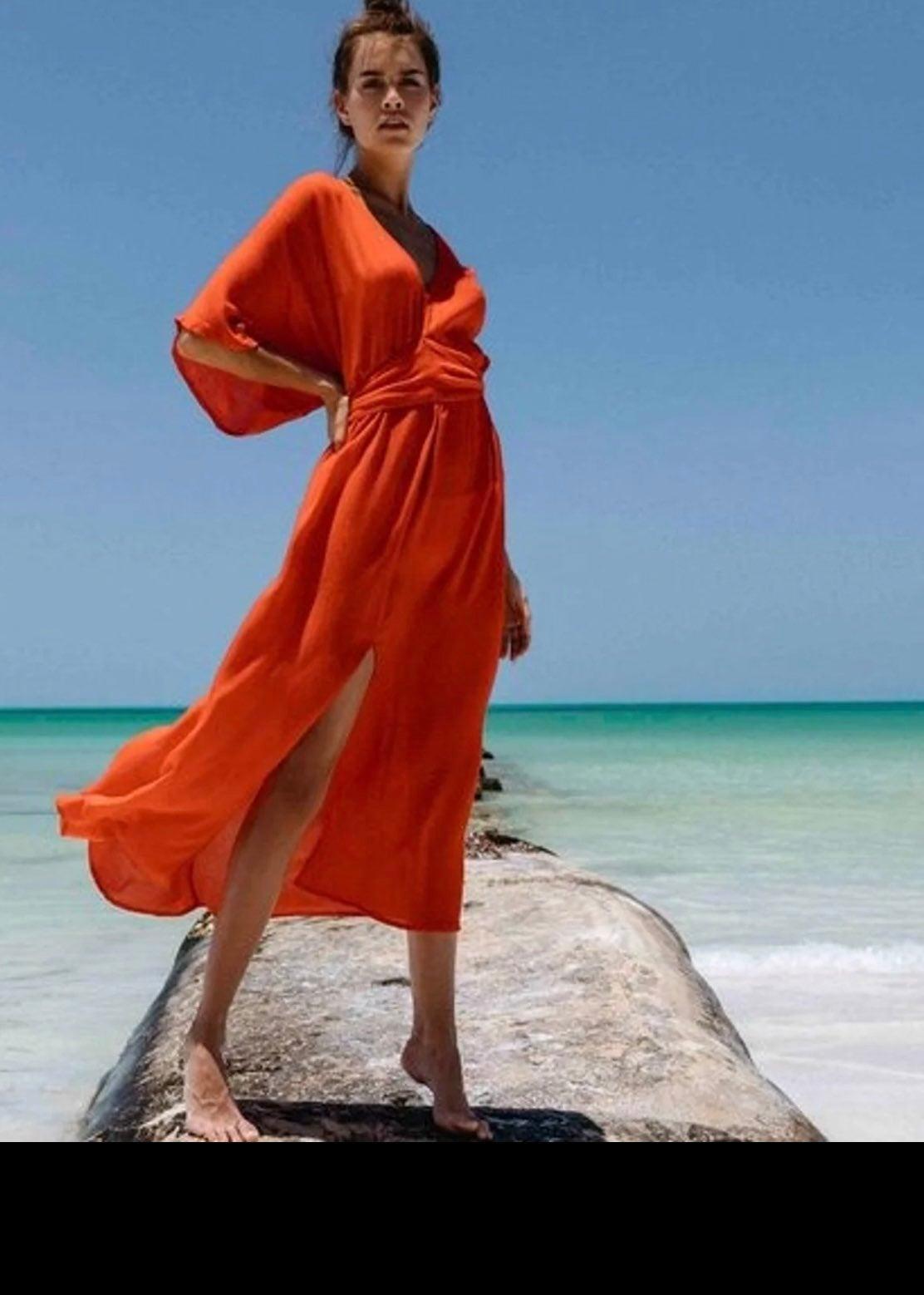 Billabong Forever Fine Midi Dress