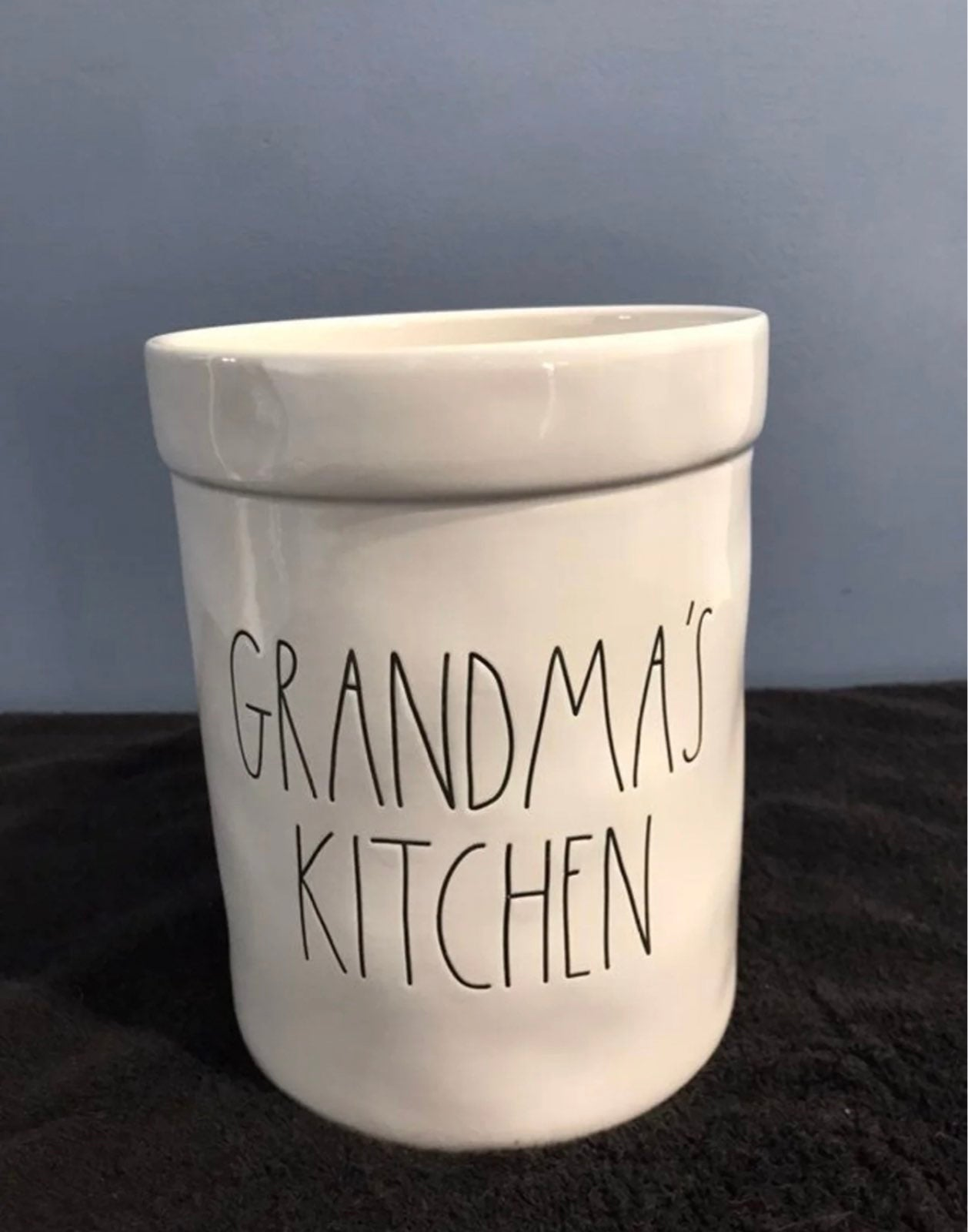 rae dunn grandmas kitchen