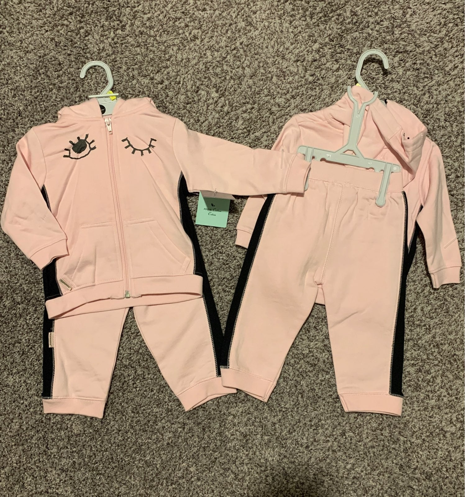 6M Blue Banana Outfits - NEW