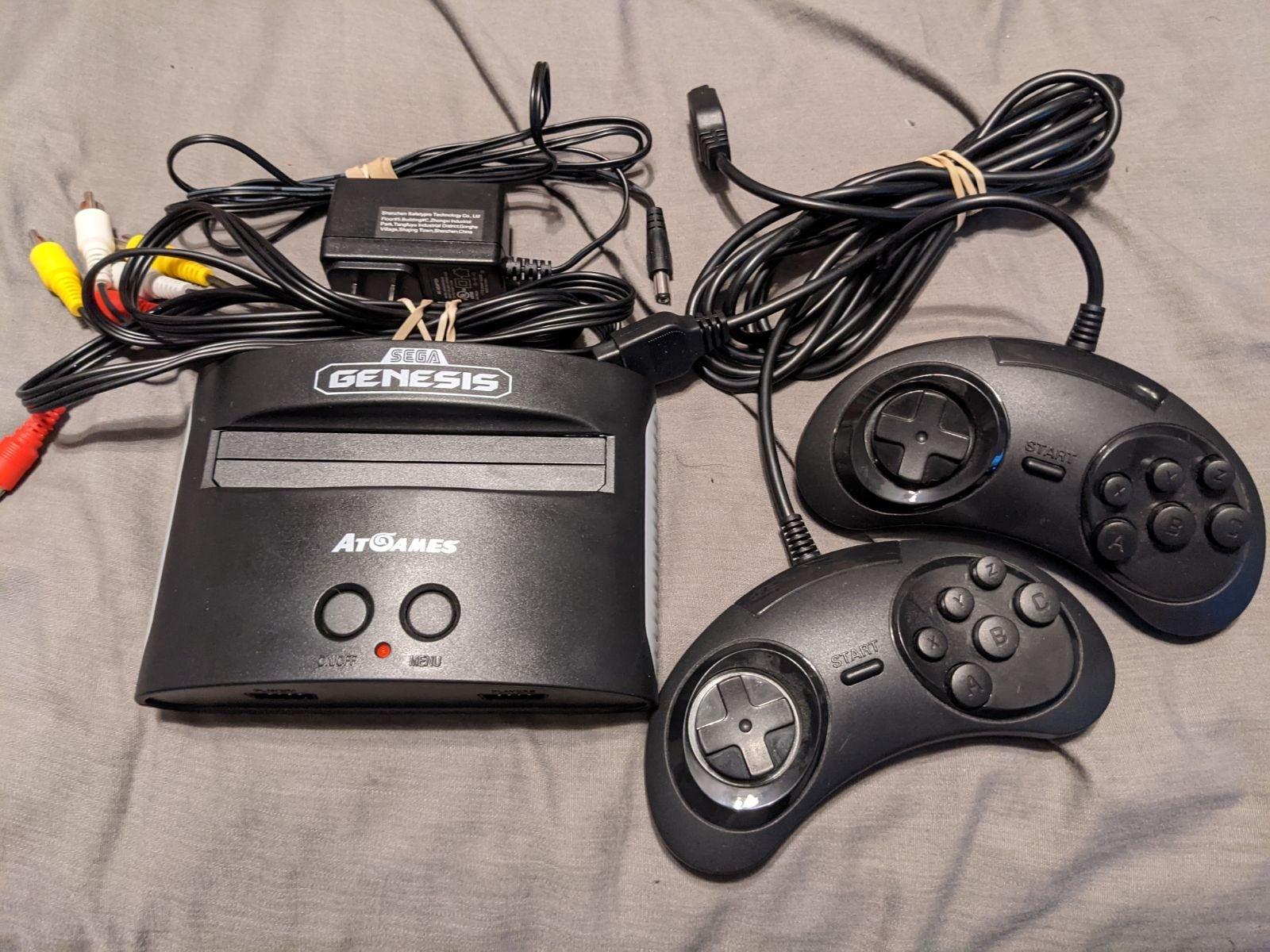 Sega Genesis Mini Classic Game Console