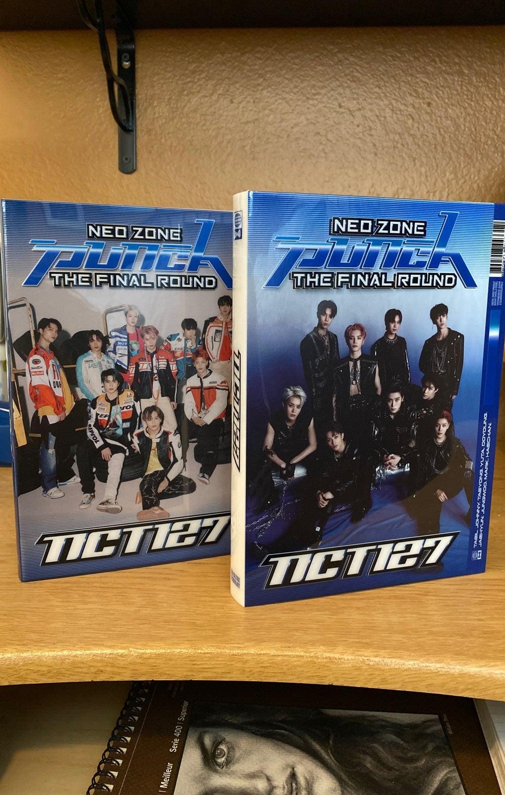 NCT 127 Neo Zone Final Round Both Versio