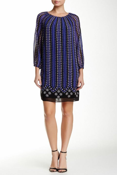 Max Studio 3/4 Length Sleeve dress-M
