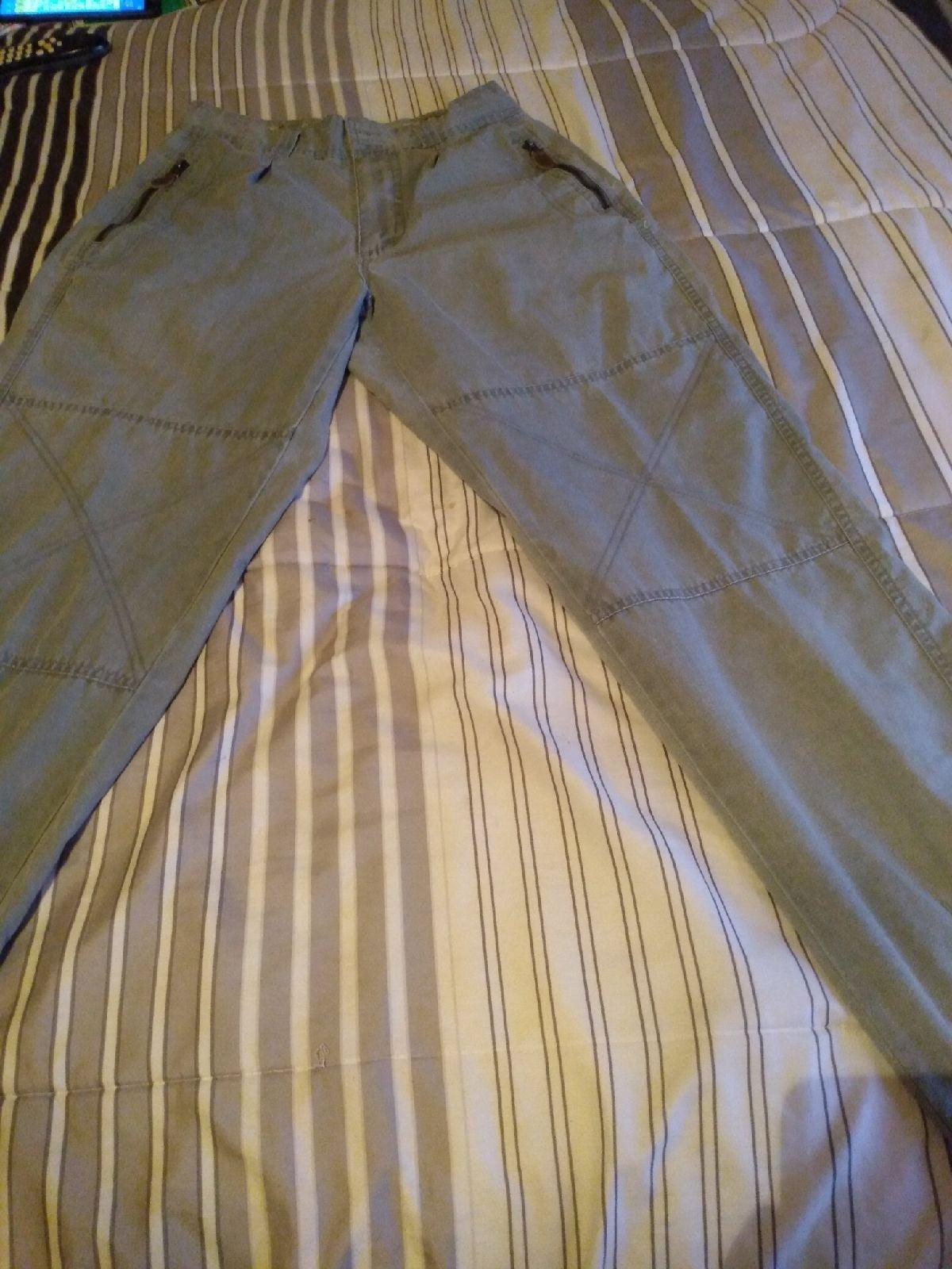 Vintage Bugle Boy Parchutte Pants 32L