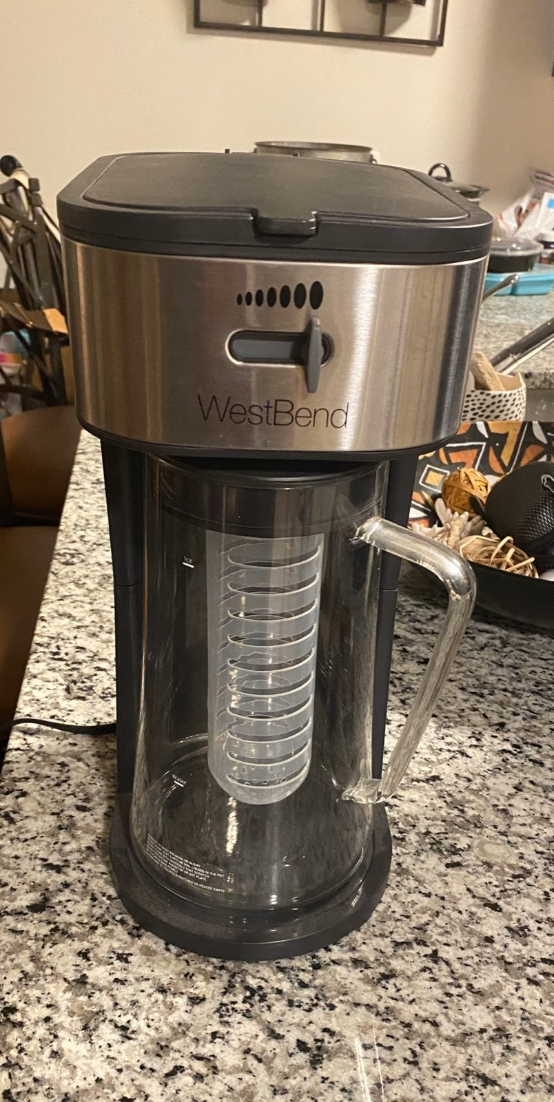 New Westbend iced tea maker / diffuser