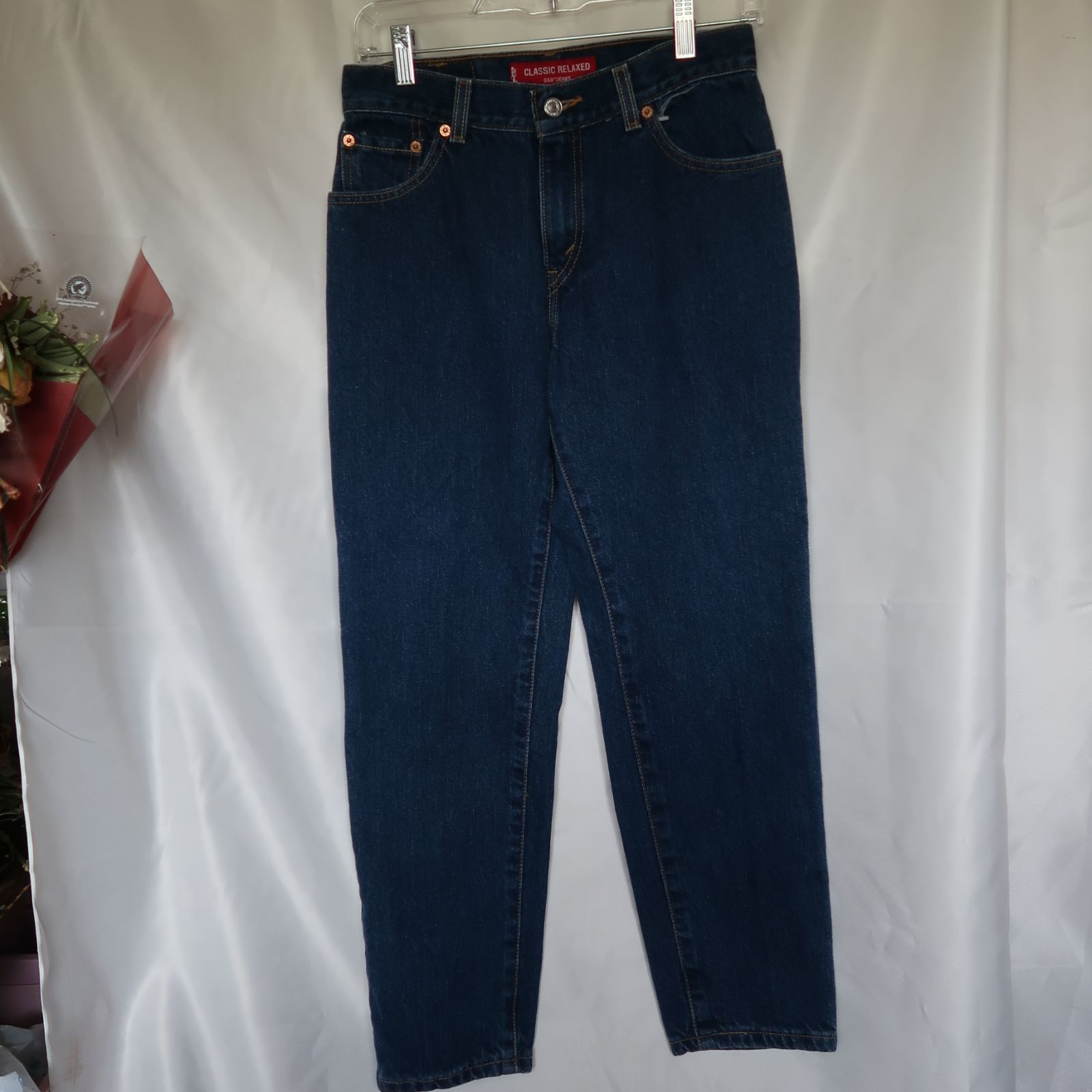 LEVI'S CLASSIC RELAXED JEANS