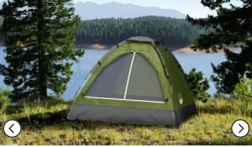 Two Adult camping dome tent Outdoors