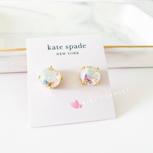Kate Spade Shine On Crystal Stud Earring