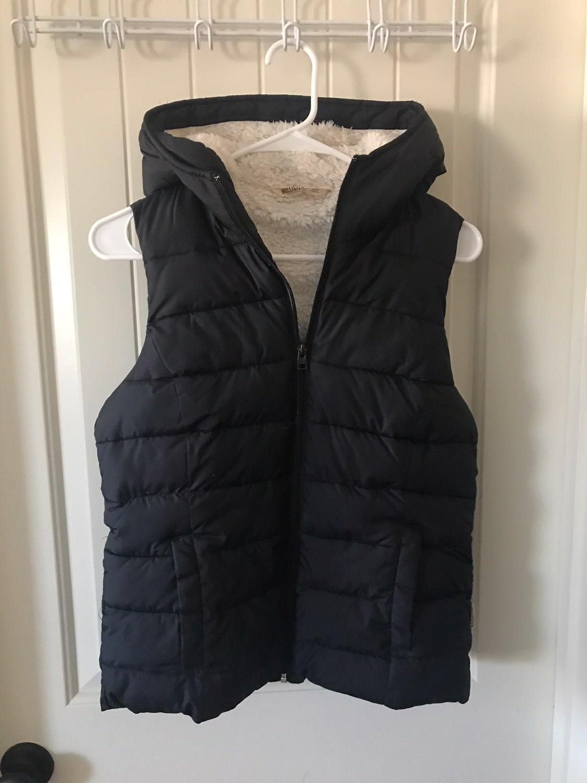 Hollister Fleece Vest