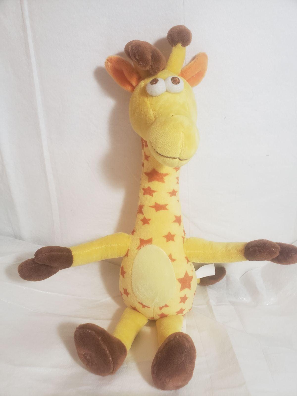 "Toys ""R"" Us Jeffrey Giraffe plush"