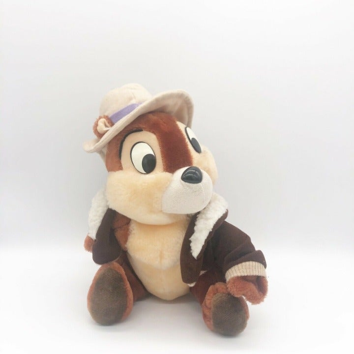 Disneyland Walt Disney World Chip Plush