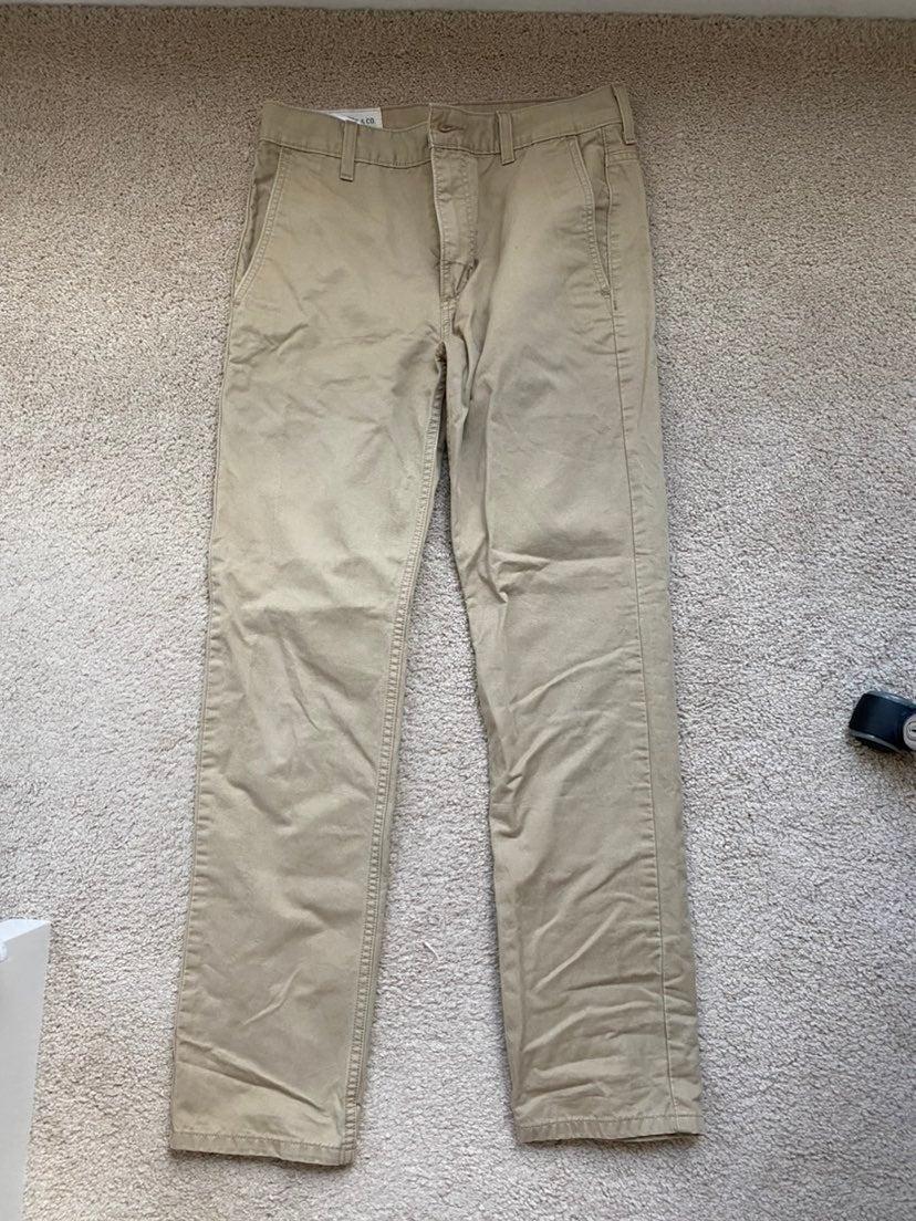 Levi Strauss & Co Khaki Jeans W30 L32