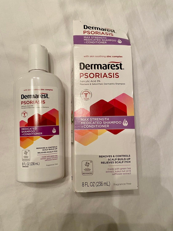 Dermarest Psoriasis Shampoo