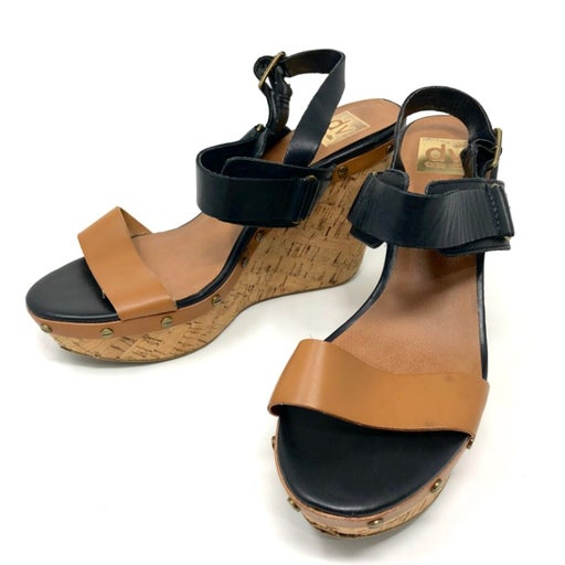 Dolce Vita Two Tone Wedges