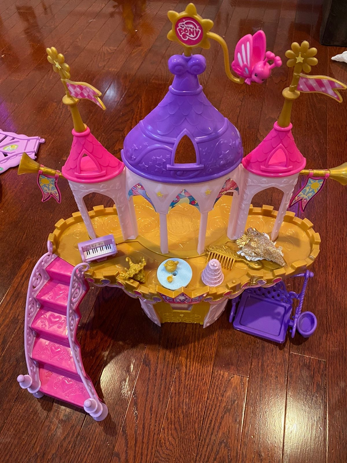 My Little Pony Wedding Castle Playset