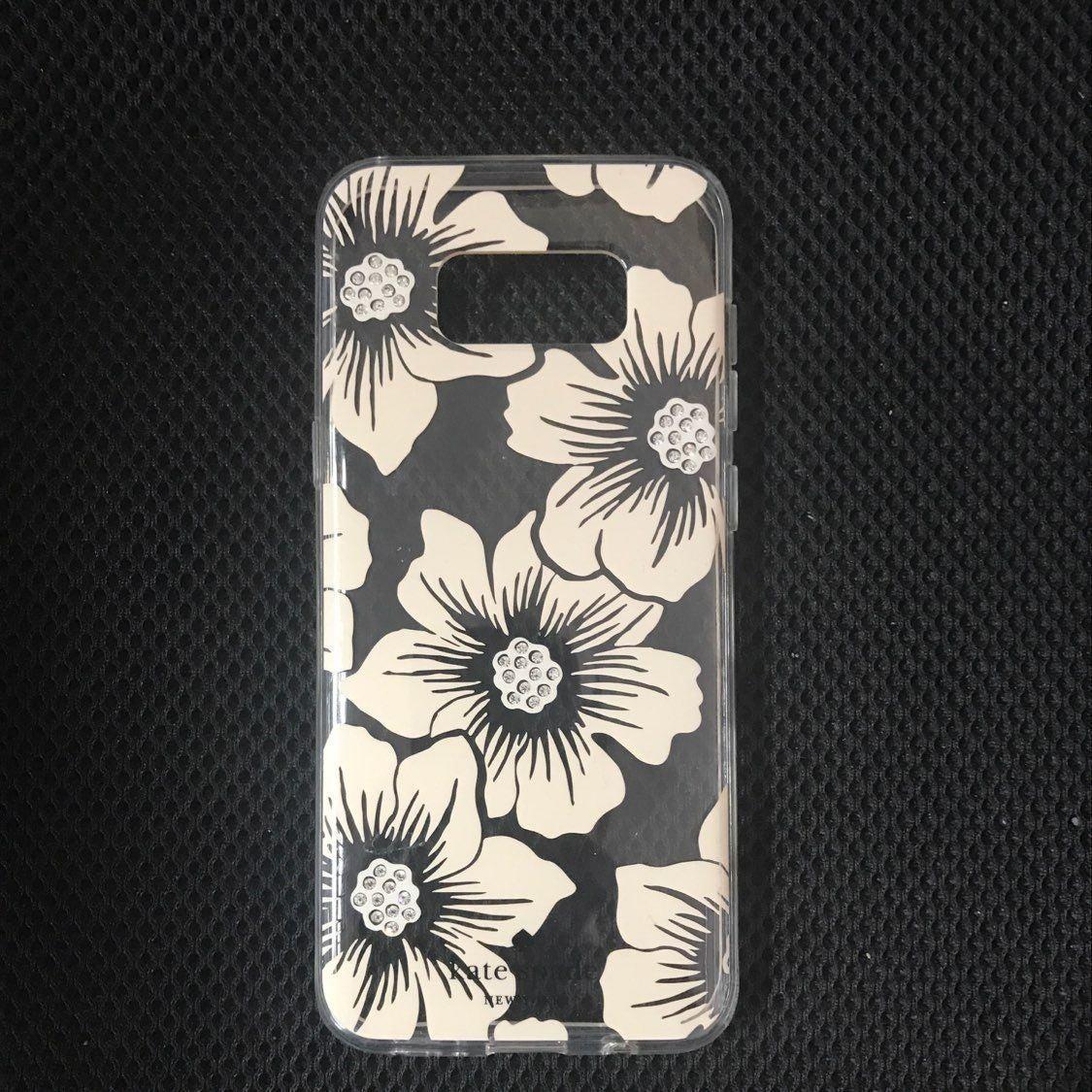 Kate Spade Samsung S8 PLUS Hollyhock Cas