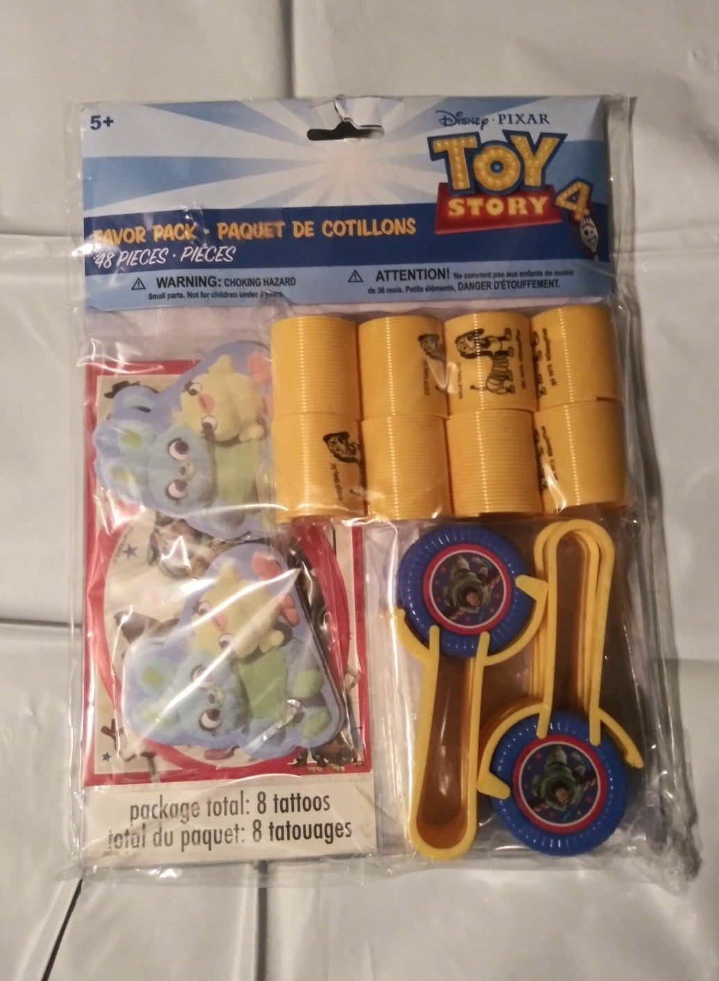 Toy Story 4 Party Favors Birthday Kit