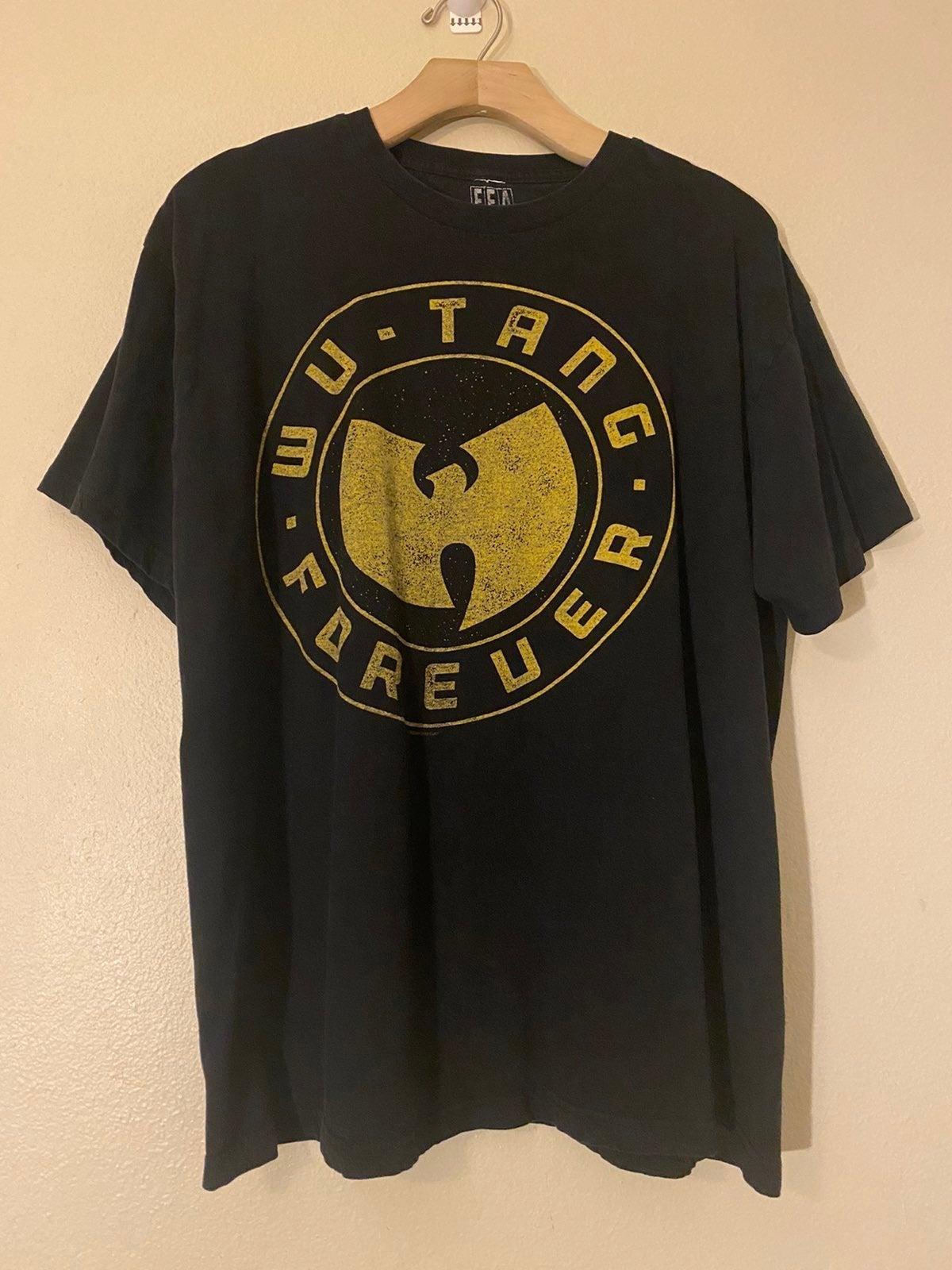 Wu Tang Clan Rap tee 2000s