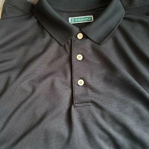 Unisex , black , short sleeved,  rib lik