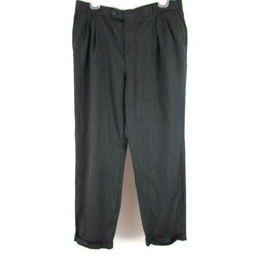Belvest Mens Pleat Dress Pants #718