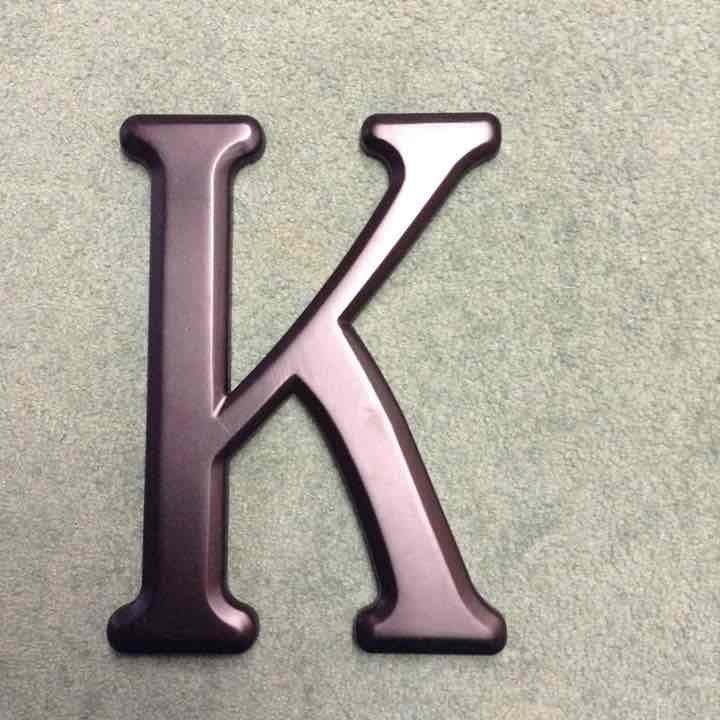 """Steel """"K"""""""