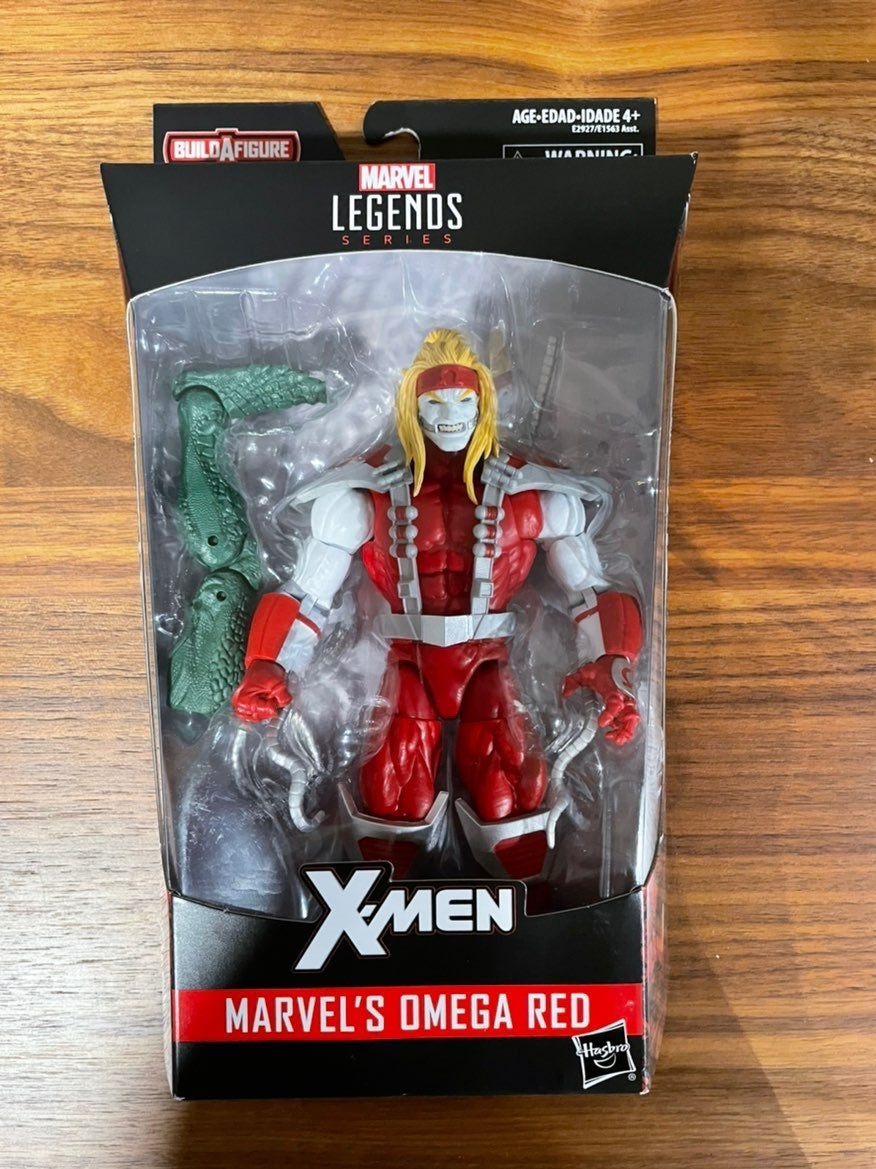 Marvel Legends Omega Red
