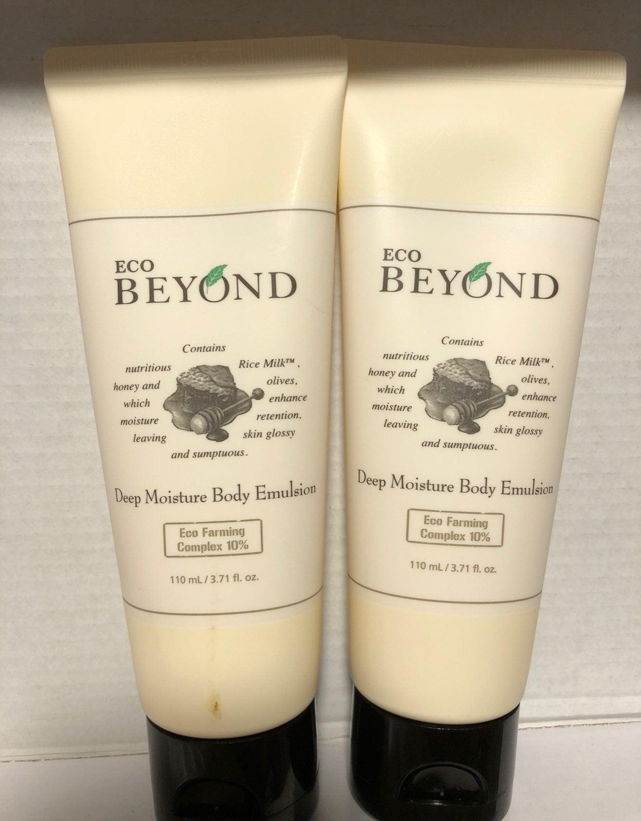 Eco beyond body cream