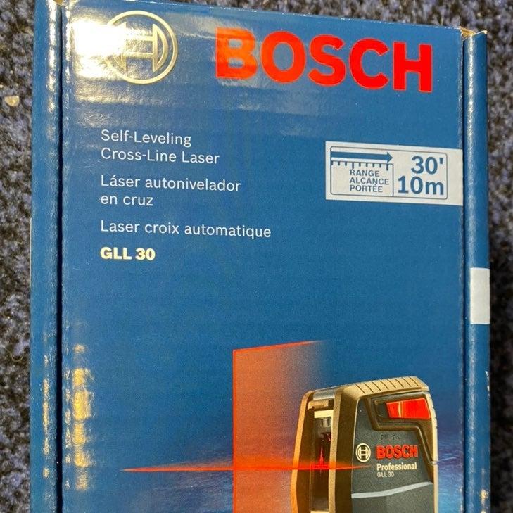 Bosch self lever