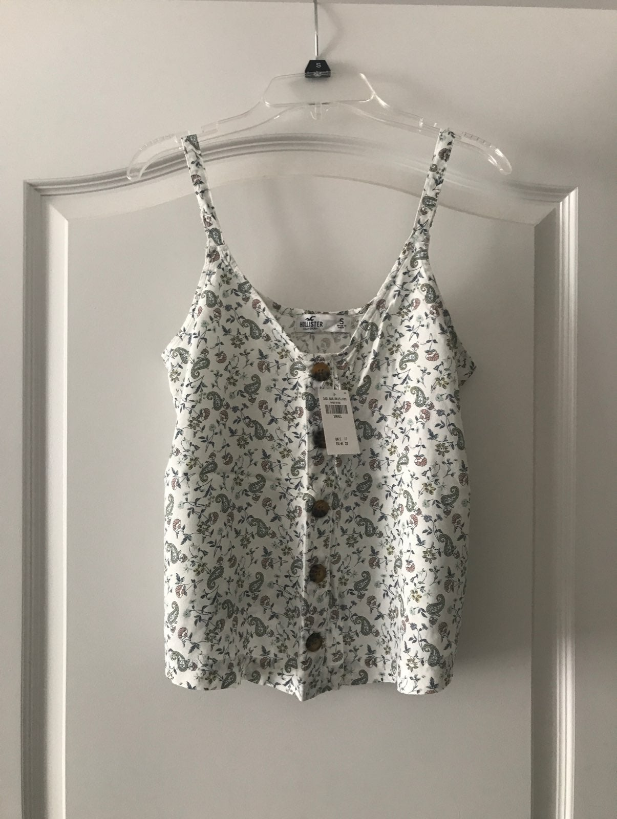 Hollister Easy Button Front Tank