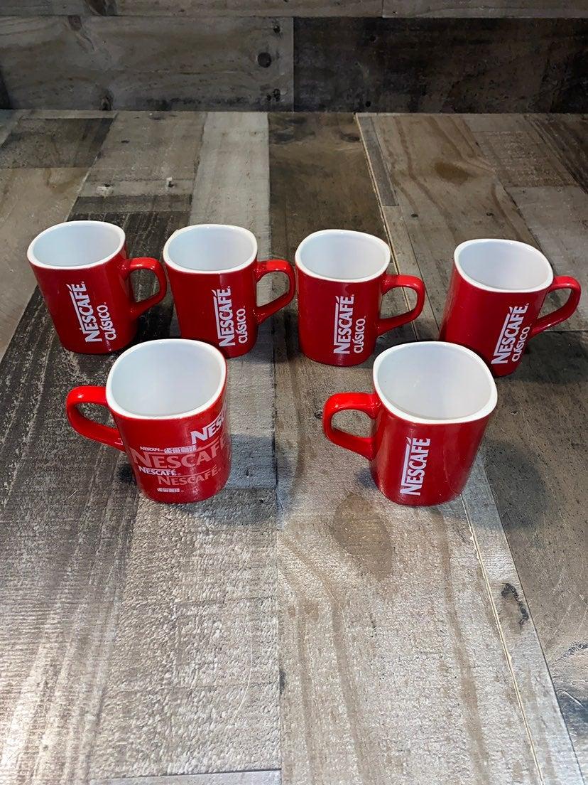 nescafe coffee mug