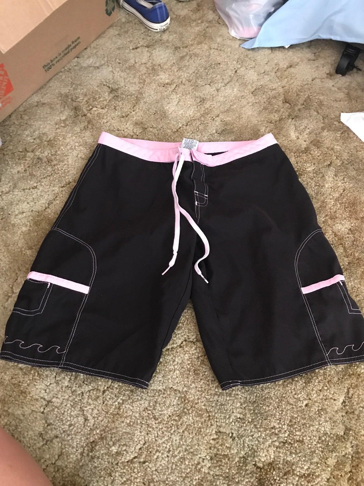Billabong Board Shorts Size 3