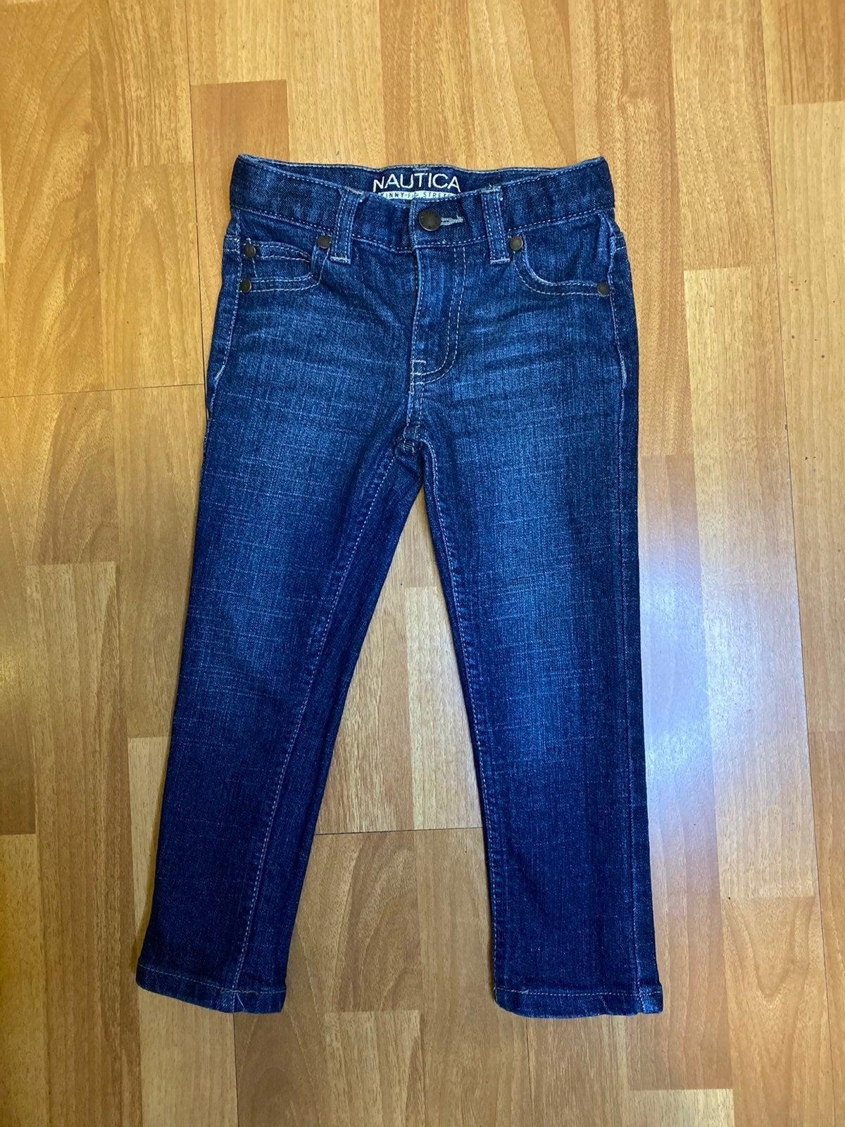 Nautica Blue Jeans Size 2T