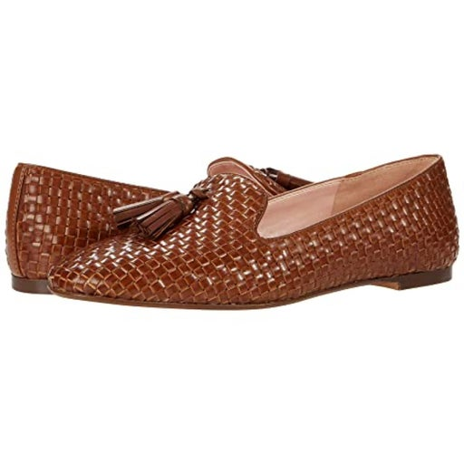 J crew woven sumner loafers size 9